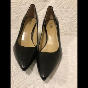 Michael Michael Kors Black Heels